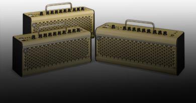 Nuevos amplificadores Yamaha THR10II, THR10IIW y THR30IIW