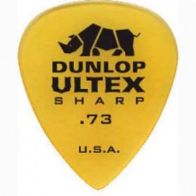 Dunlop Ultex Sharp 0.73mm. Picks
