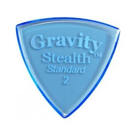 Púa Gravity Picks Stealth Standard 2mm.