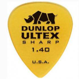 Dunlop Ultex Sharp 1.40mm. Picks