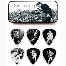 Púas Dunlop Elvis The King