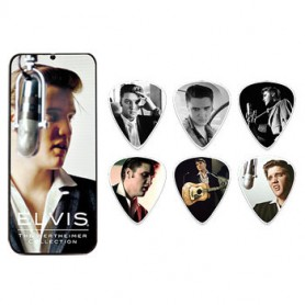 Púas Dunlop Elvis Wertheimer Collection