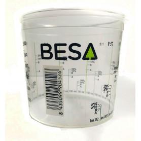 Measuring beaker 300 ml.