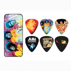 Dunlop Jimi Hendrix Are You Experienced Picks