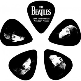 Púas Planet Waves Meet The Beatles 10 Pack