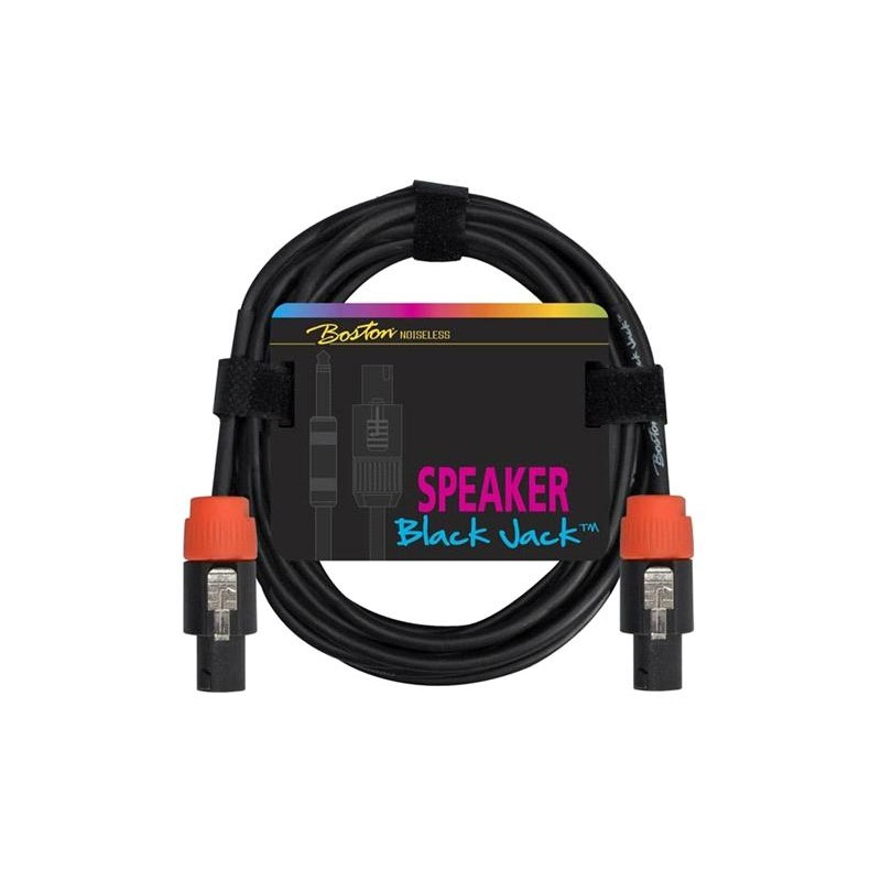 Cable Altavoz Boston 5M Speakon-Speakon