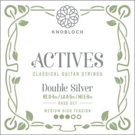 Knobloch Actives 500ADS CX Carbon High Tension Bass Set