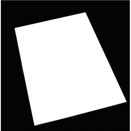 Hoja de Golpeador Blanca 1 capa 30x30cm