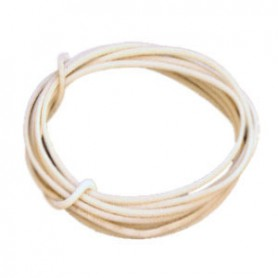 Cable Interno Vintage Blanco
