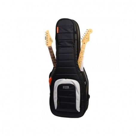 Mono Cases Dual Electric M80-2G-BLK Funda 2 Guitarras