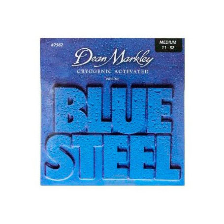 Cuerdas Eléctrica Dean Markley Blue Steel 11-52 Medium