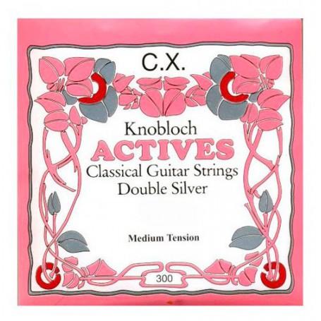 Cuerda Suelta Clásica Knobloch Actives CX 5ª-A Tensión Media