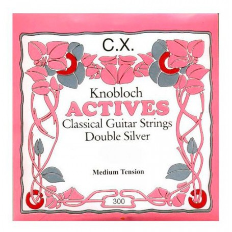 Knobloch Actives CX 5-A Medium Tension Classical Single String