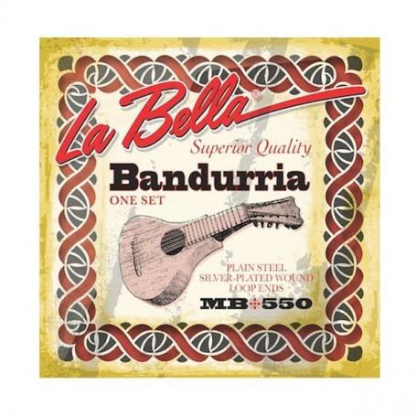 Cuerdas Bandurria La Bella MB550