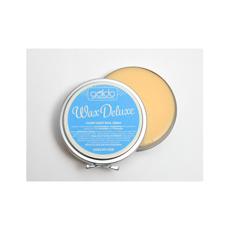 Goldo Wax Guitar Polish Cleaner