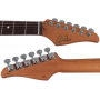 Suhr Classic S Antique Roasted RW Sonic Blue