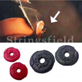Bloqueig de seguretat TEF Black Extrafort per a guitarra / baix.