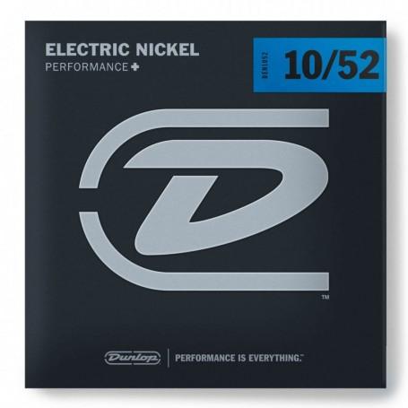 Dunlop Nickel Plated Steel Electric Strings 10-52