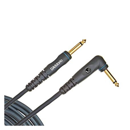 Cable de Instrumento Planet Waves Custom Series PW-GRA-10 3m Jack-Acodado