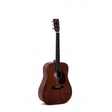 Guitarra Acústica Sigma DM-15+ Natural