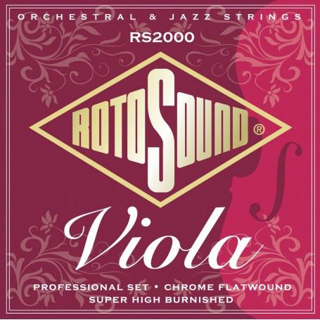 Cuerdas_Viola_Rotosound_RS2000_Profesional_Set