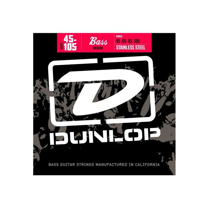 Cuerdas_Bajo_Dunlop_Stainless_Steel_45-105