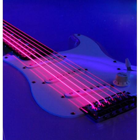 Cuerdas Eléctrica DR Strings NPE-10 Neon 10-46 Pink
