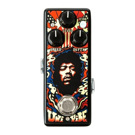 Pedal Dunlop JHW3 Authentic Hendrix '69 Psych Series Univibe Chorus