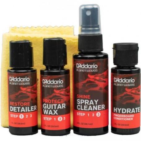 D'Addario PW-GCB-01 Instrument Care Essentials