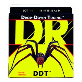 Cuerdas Eléctrica DR Strings DDT 11-54