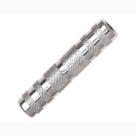 Conector Adaptador Proel Metal Jack Mono-Jack Mono AT280-Jack_MetyAlico_AT280