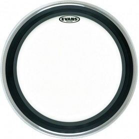 "Evans BD22 EMAD2 Clear 22"" bass drum head"