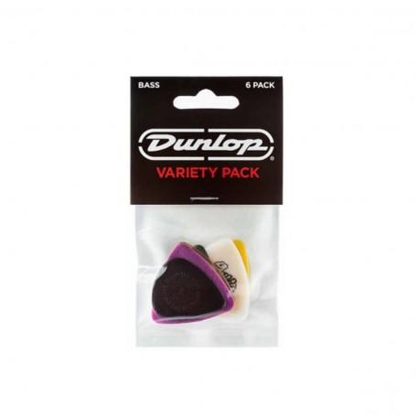 Dunlop Bass Variety 6 Pack