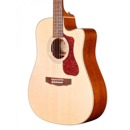 Guitarra Acústica Guild D-140CE Westerly Natural
