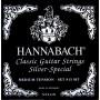 Cuerdas Clásica Hannabach 815 MT Silver Special