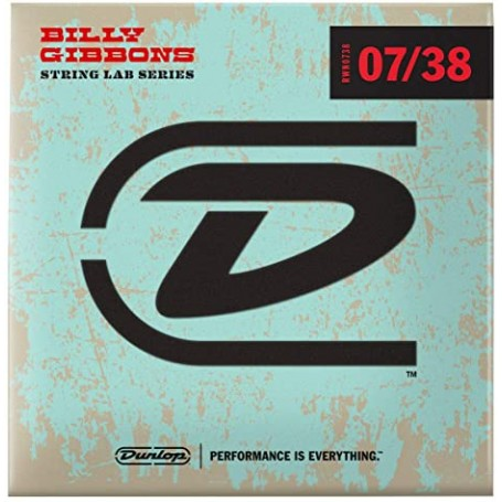 Dunlop Rev. Willy's Lottery Brand Strings 07-38