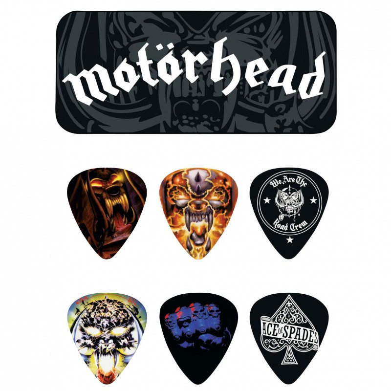 Puas_Dunlop_Motorhead_Album_Art_Picks