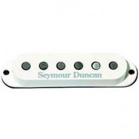 Pastilla Seymour Duncan SSL-3 Hot Vintage For Strat Blanco