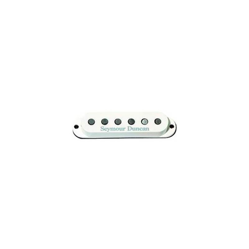 Pastilla Seymour Duncan SSL-3 Hot Vintage For Strat Blanco