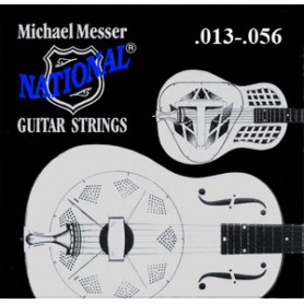 Newtone Michael Messer National Guitar Strings 13-56