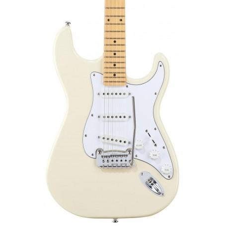 Guitarra Eléctrica G&L Tribute Legacy Gloss White Maple Polar