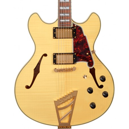 D'Angelico Excel DC Natural