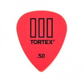 Dunlop Tortex III 0.50 mm. Picks