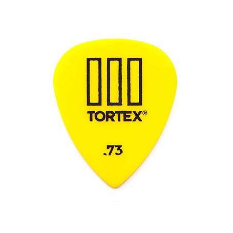 Púas Dunlop Tortex III 0.73 mm.
