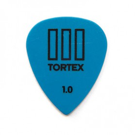 Dunlop Tortex III 1.00 mm. Picks