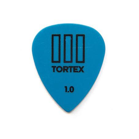 Púas Dunlop Tortex III 1.00 mm.