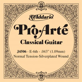 D´Addario ProArte J4506 E Single Classical Guitar String