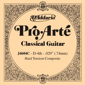 D´Addario ProArte Composite J4604C D Single Classic String