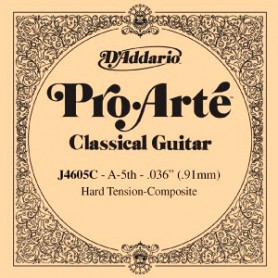 D´Addario ProArte Composite J4605C A Single Classic String