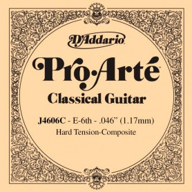 D´Addario ProArte Composite J4606C E Single Classic String